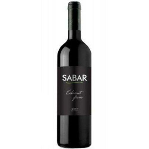Sabar - Badacsonyi Cabernet Franc 2017 0.75 l