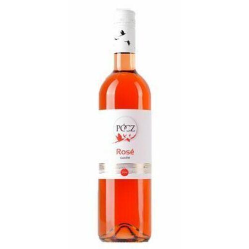 Pócz - Balatonlellei Rosé Cuvée 2019 0.75 l