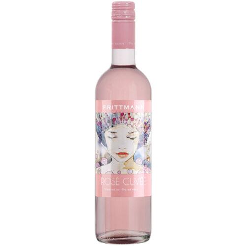 """Frittmann - Rosé Cuvée """"Art"""" 2020 0.75 l"""